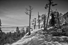 Emerald Bay BW